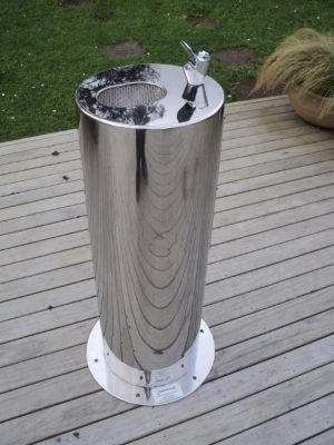Stainless Steel Fountain F6P