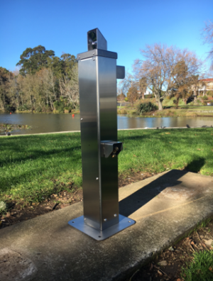 Variable Heights Drinking Fountain - F6-SD Range