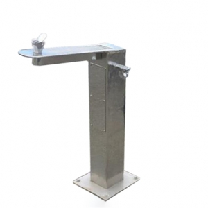 Wheelchair Accessible Drinking Fountain F7F-SD