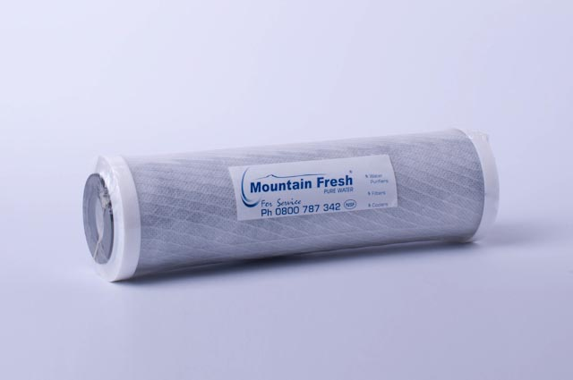 Carbon Block 10 Micron Filter Cto Mountain Fresh