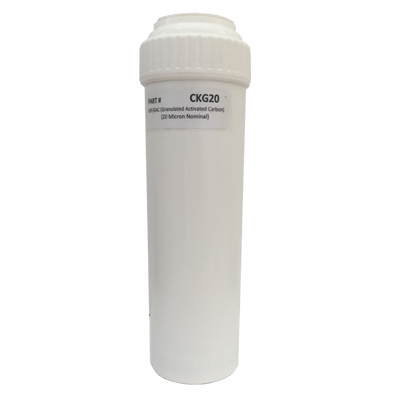 Granulated Carbon Kdf 20 Micron Filter Ckg20 Mountain