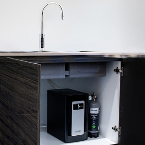 Underbench Sparkling Chilled & Filtered System